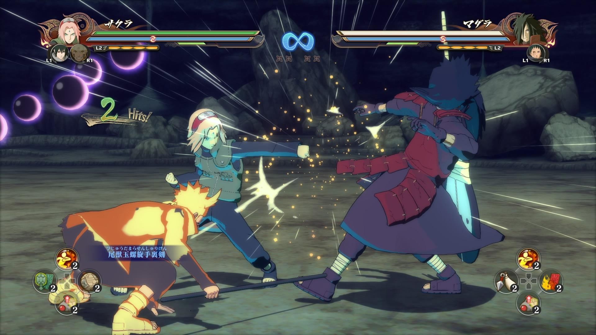 Bandai Namco Announces The Storm Championship