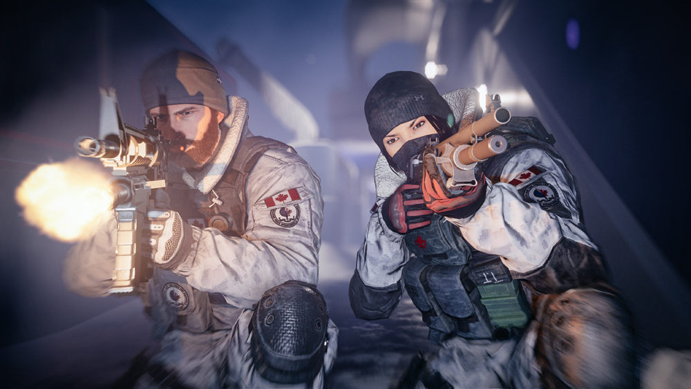 New Operators Available For Rainbow Six Siege