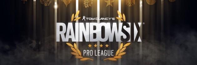 Tom Clancy's Rainbow Six Pro League Announced