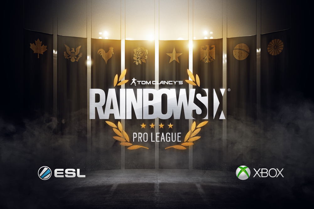 Tom Clancy's Rainbow Six Pro League Announced