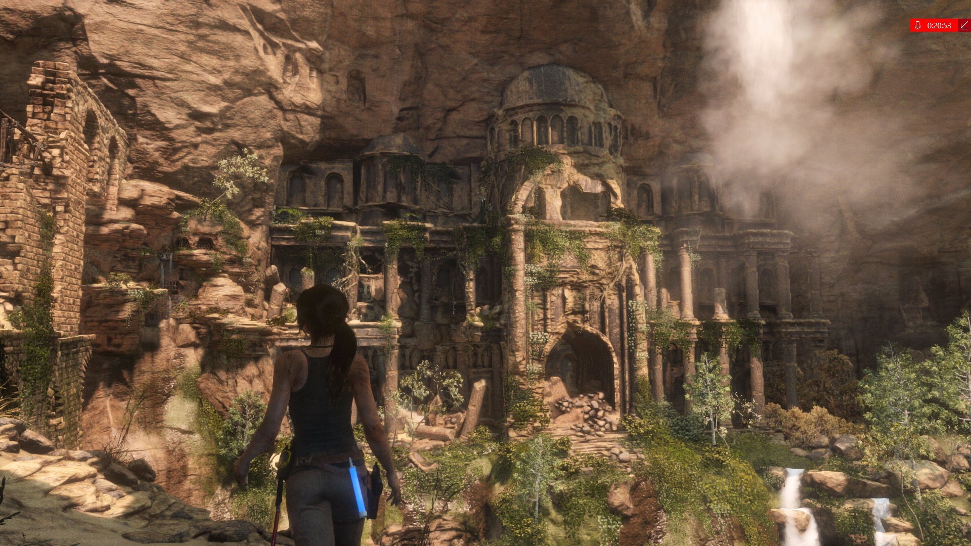 """Rise Of The Tomb Raider """"Blood Ties,"""" now on SteamVR"""