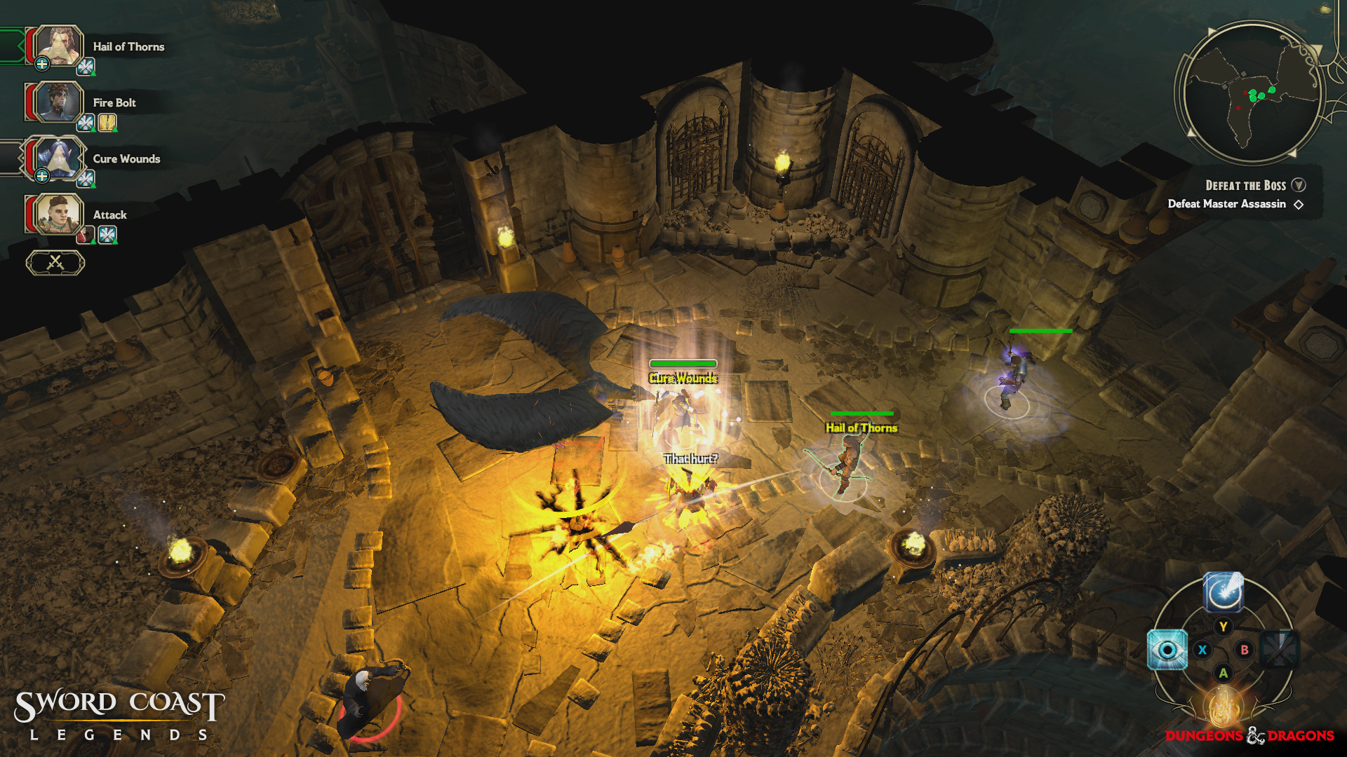 Sword Coast Legends Releasing On PS4 and Xbox One This Spring