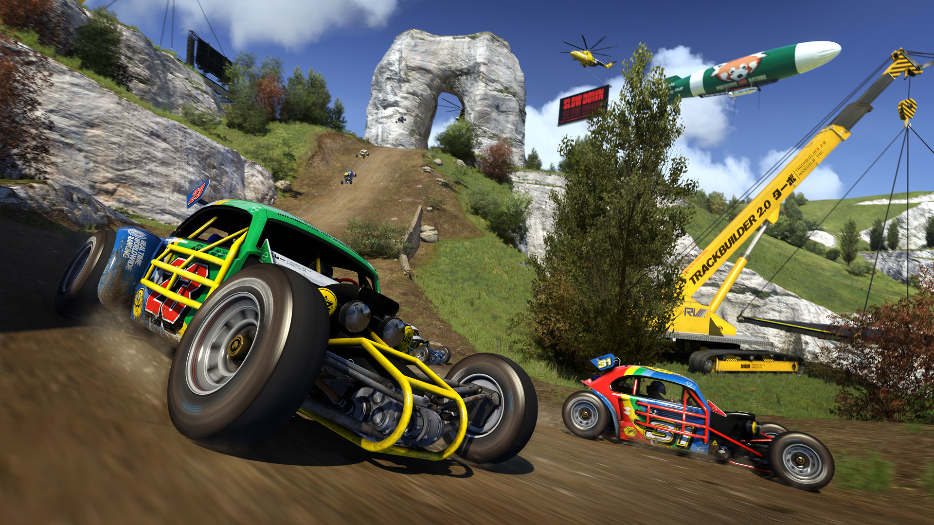 Ubisoft's TrackMania Turbo Races To Store Next Month