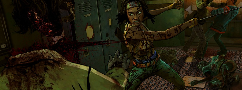 The Walking Dead: Michonne – Finale Trailer