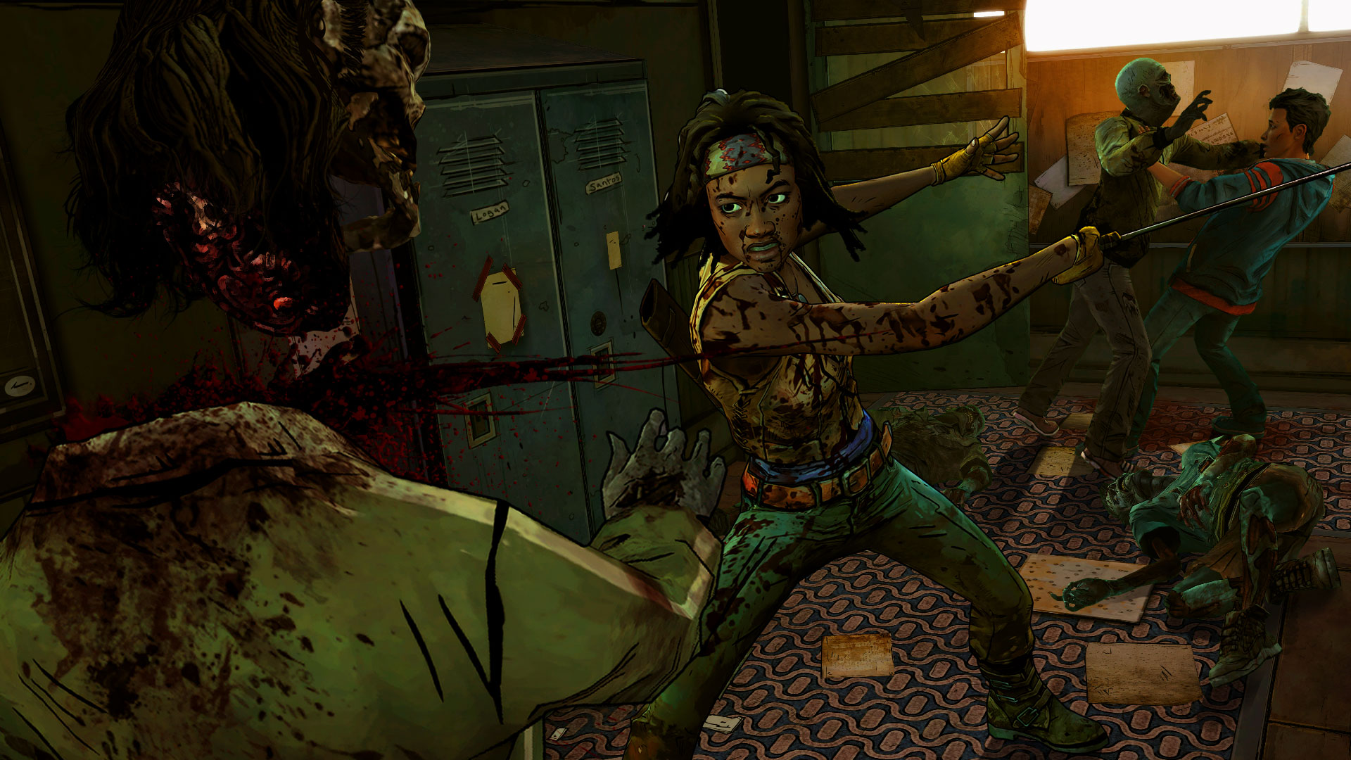Continue Michonne's Misadventures With Give No Shelter