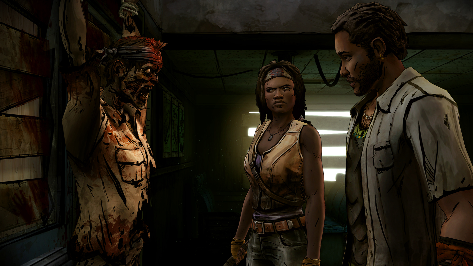 The Walking Dead: Michonne Episode 2 Hits March 29th