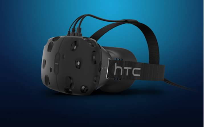 Introducing the HTC Vive