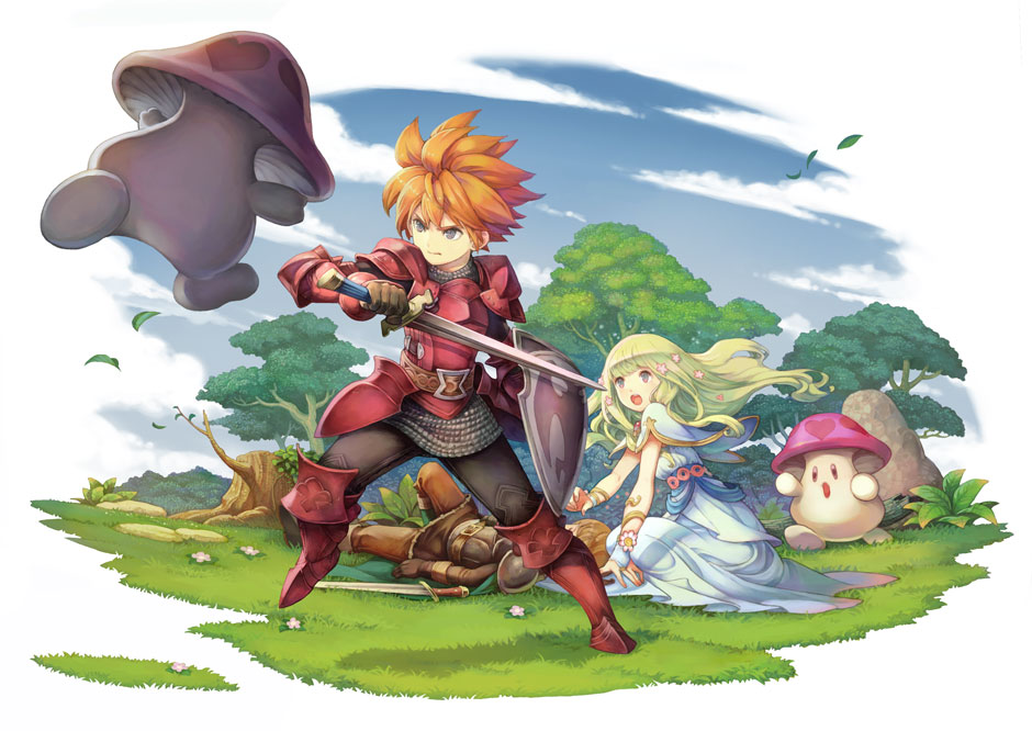 Darkness Sweeps the Land as Adventures of Mana Comes to Mobile!