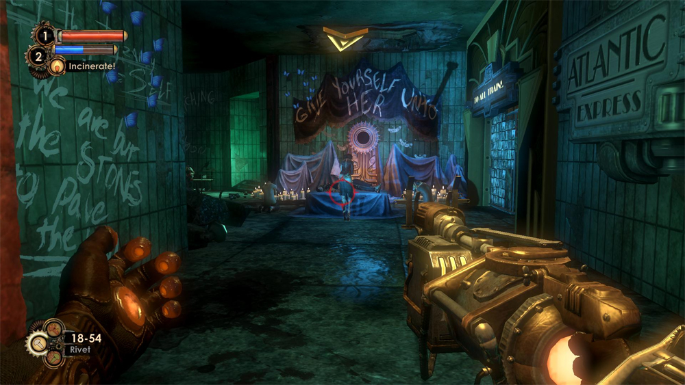 Another Leak Pointing To A Bioshock Collection