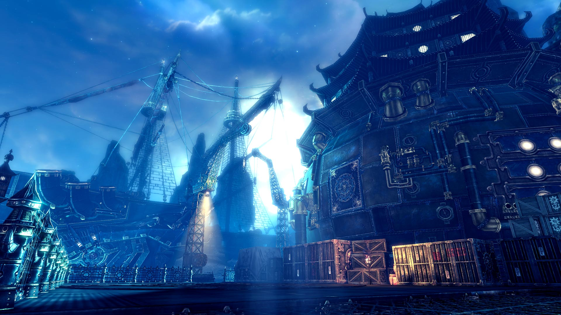 'Rising Waters' Update for Blade & Soul