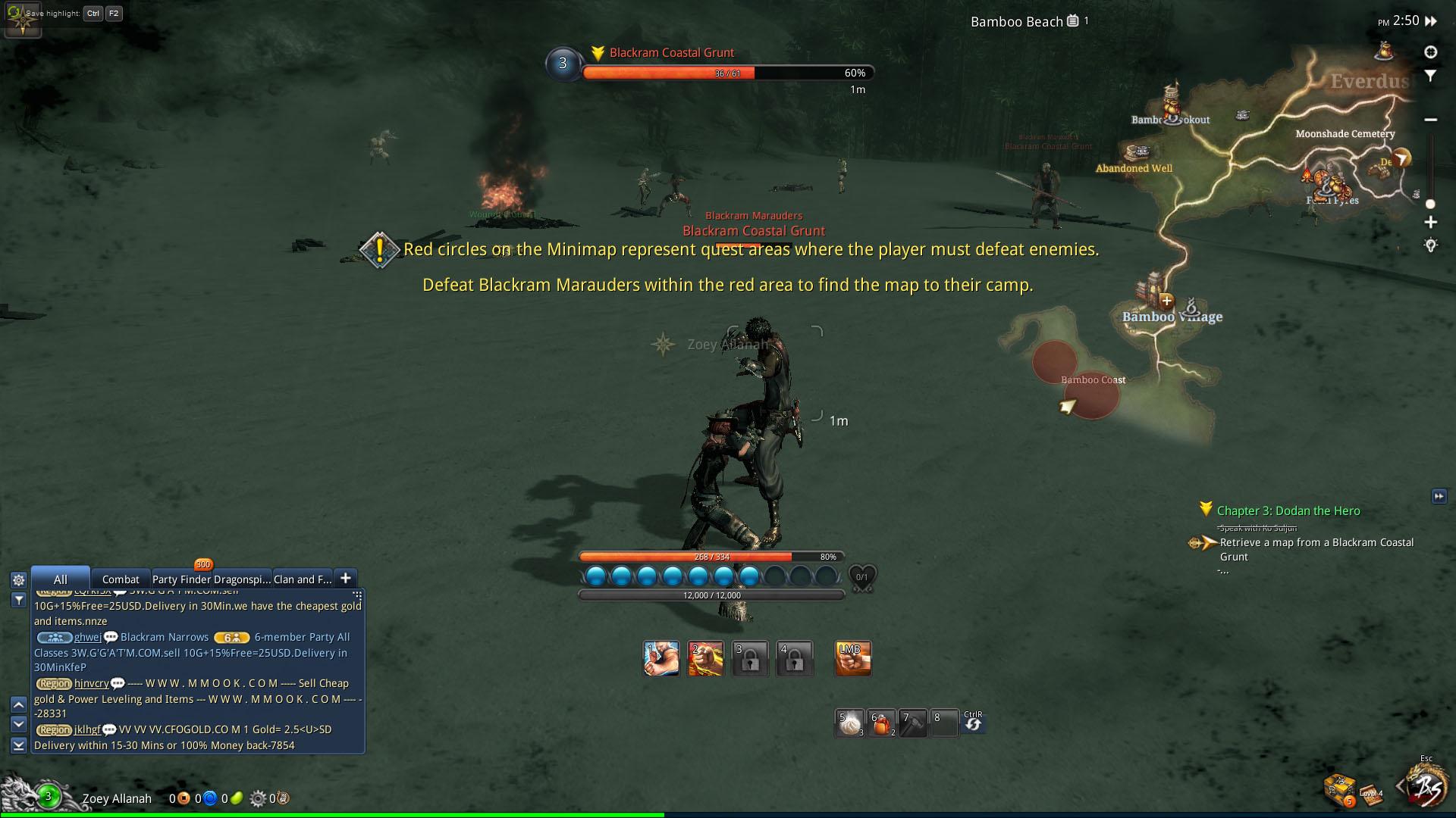 Blade & Soul Crosses The 2 Million Player Mark