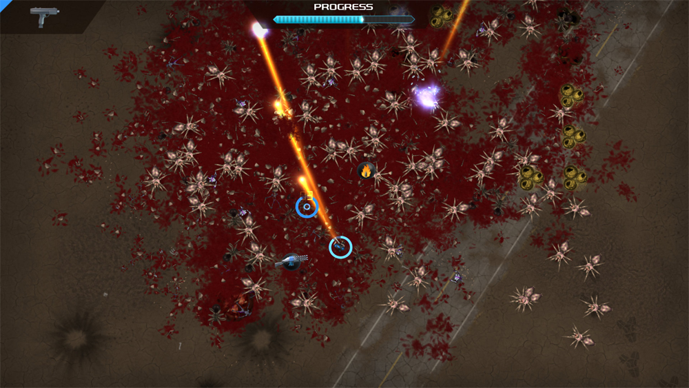 Review: Crimsonland