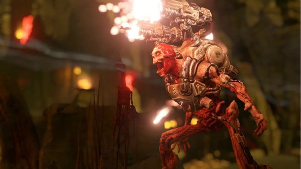 Doom single-player campaign will be about 13 hours long