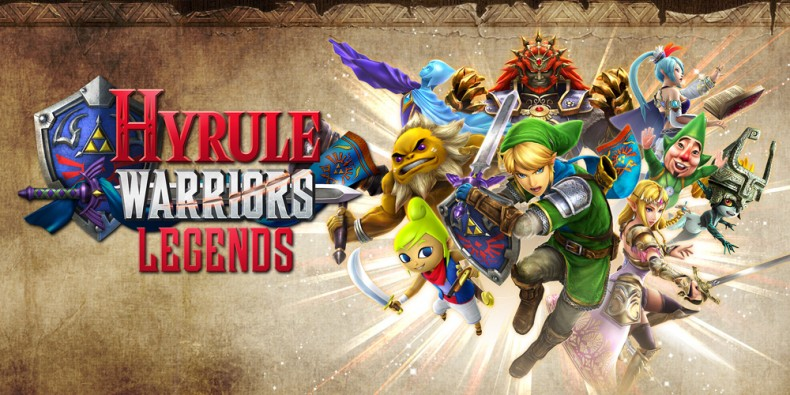 Hyrule Warriors: Legends coming to Nintendo 3DS in late March