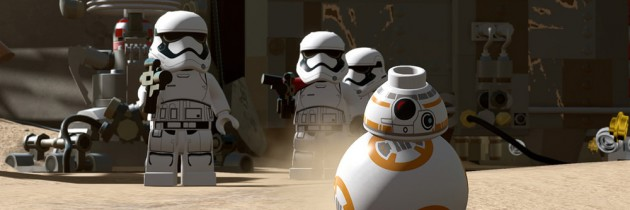 Lego Game Based On Star Wars: The Force Awakens Coming This Summer