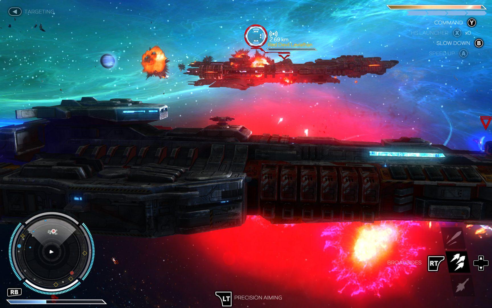 Review: Rebel Galaxy