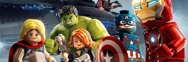 Review: Lego Marvel Avengers