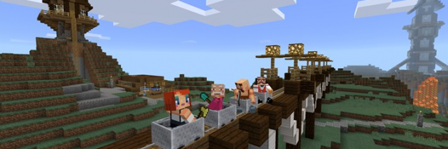 Overworld Update for Minecraft: Pocket Edition and Minecraft: Windows 10 Edition Beta