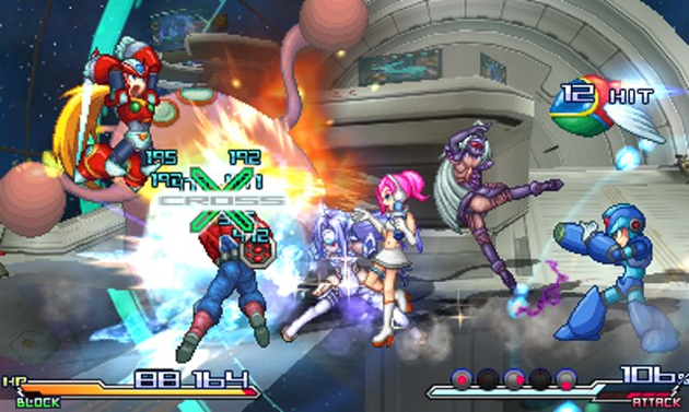 Project X Zone 2 Now Available In Most Regions; Coming Tuesday To North America
