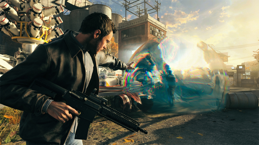 Quantum Break Confirmed For PC