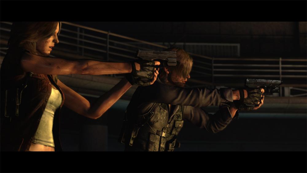 Capcom Bringing A Trio Of Resident Evil Games To Current Gen