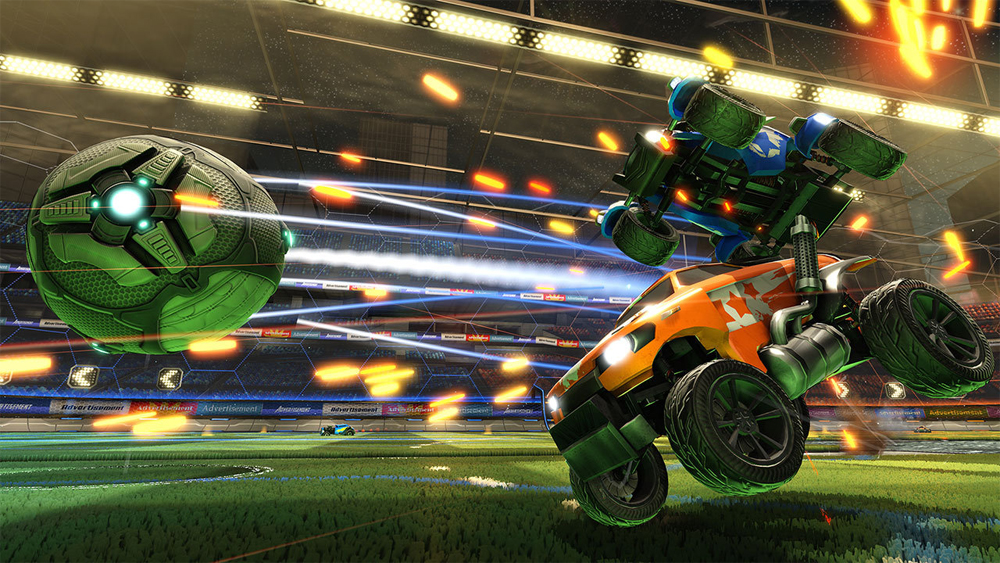 After A Successful Digital Stint, Rocket League Is Coming To Retail