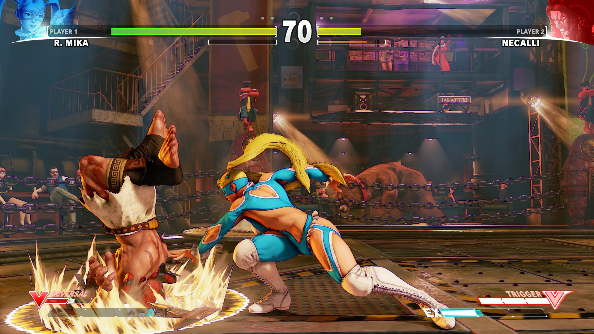 Fight Your Way To Top With Street Fighter V