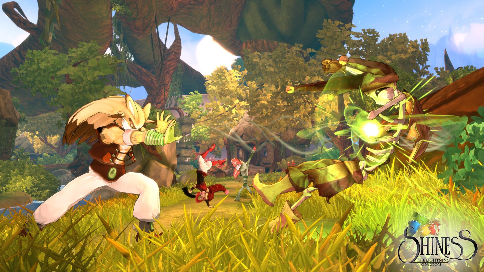 New Shiness Gameplay Trailer