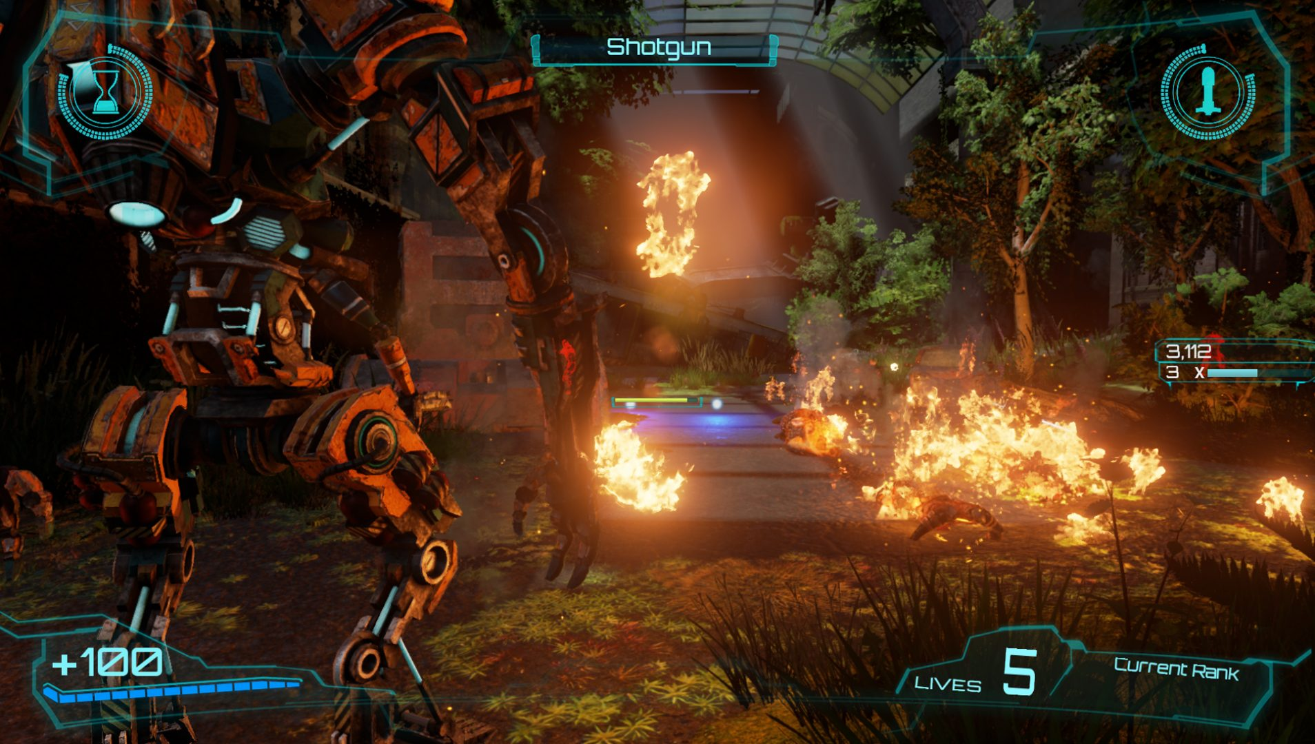Hands On With Beyond Flesh and Blood