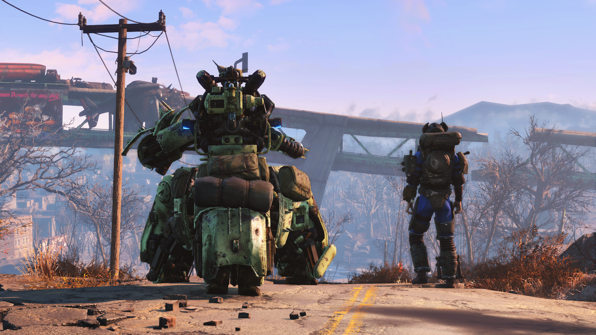 Fallout 4 Automatron Trailer and Release Date