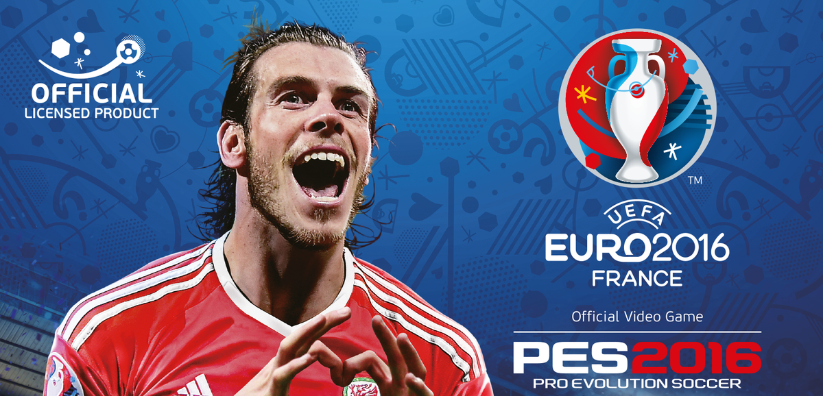 Gareth Bale named as cover star for UEFA EURO 2016