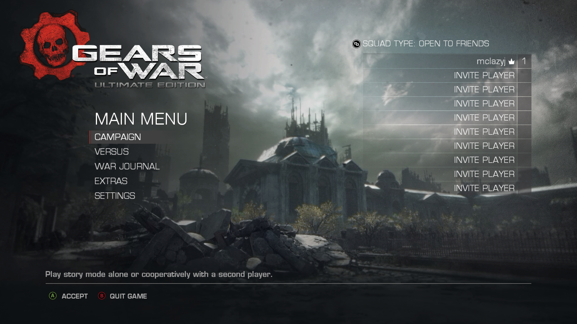 GGS Gamer One Hour Tour: Gears of War Ultimate Edition on PC