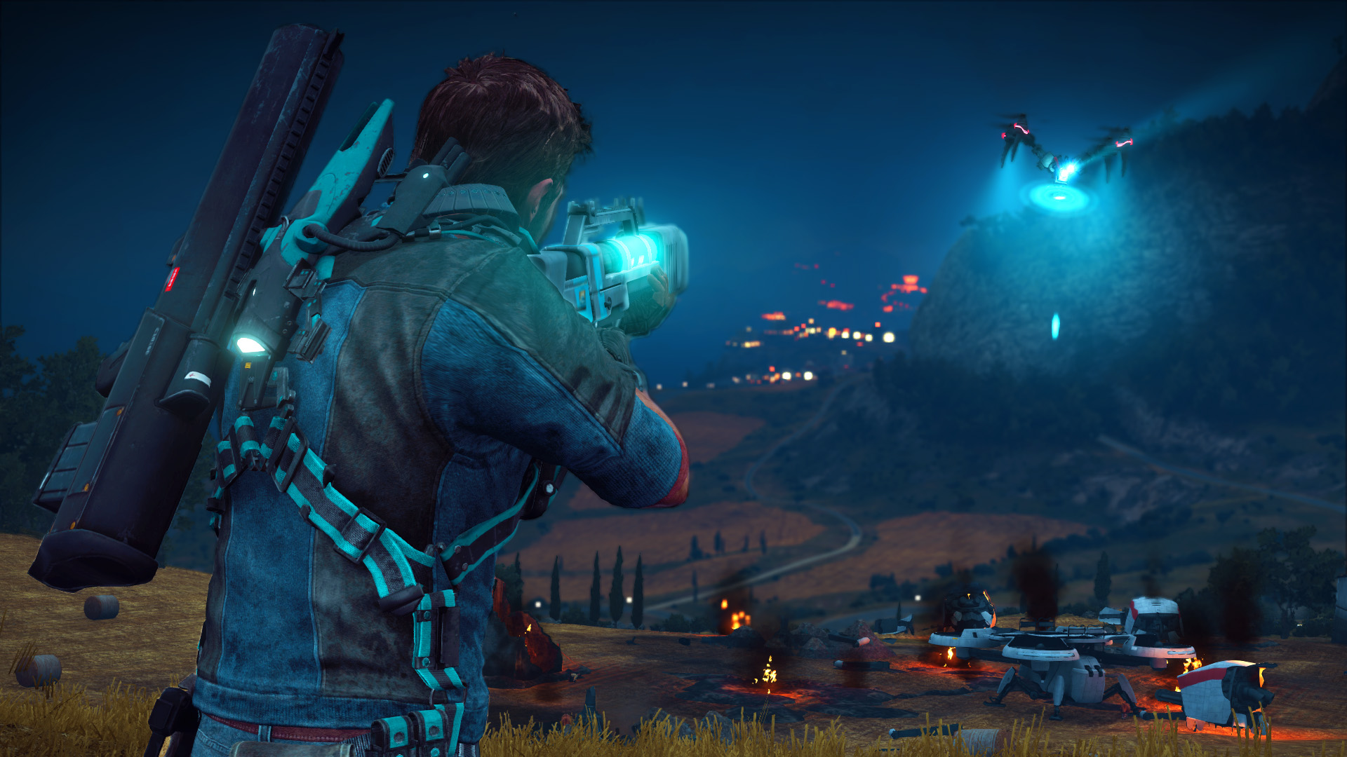 New Just Cause 3 Content Coming Next Week