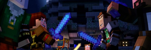 Continue Jesse's Story With Episode 5 For Minecraft: Story Mode