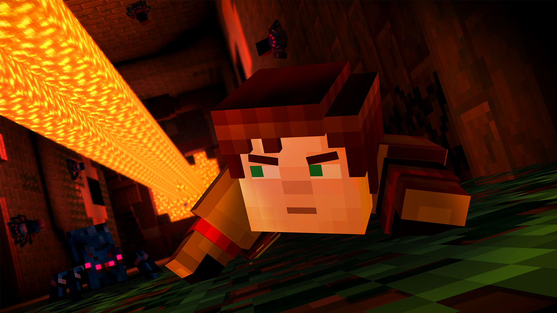 Minecraft: Story Mode Episode 5 Coming March 29th