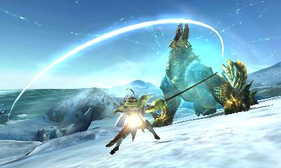 New Monster Hunter Game Announced For 3DS