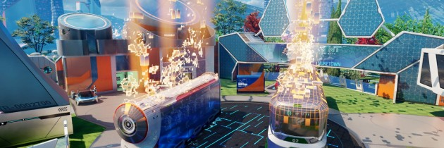 Call of Duty: Black Ops III – NUK3TOWN and Personalisation Pack Available To All!