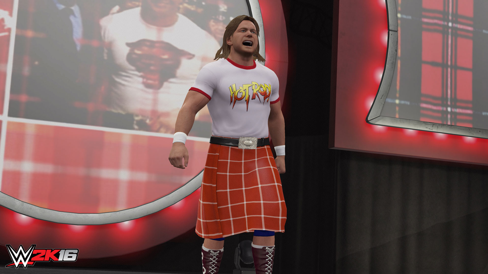 Grapple, Body Slam And More on PC As WWE 2K16 Drops On Steam Today