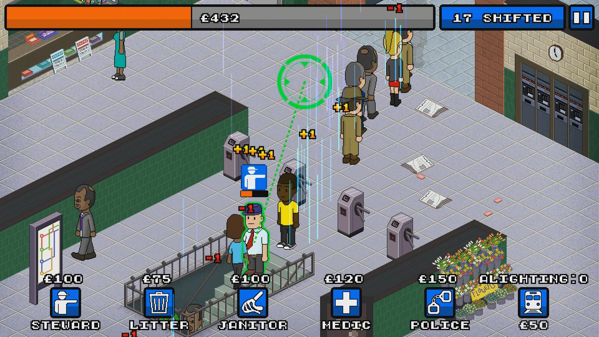 'Commute-em-up' is now a thing.