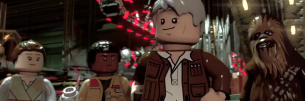 New Trailer for LEGO Star Wars: The Force Awakens