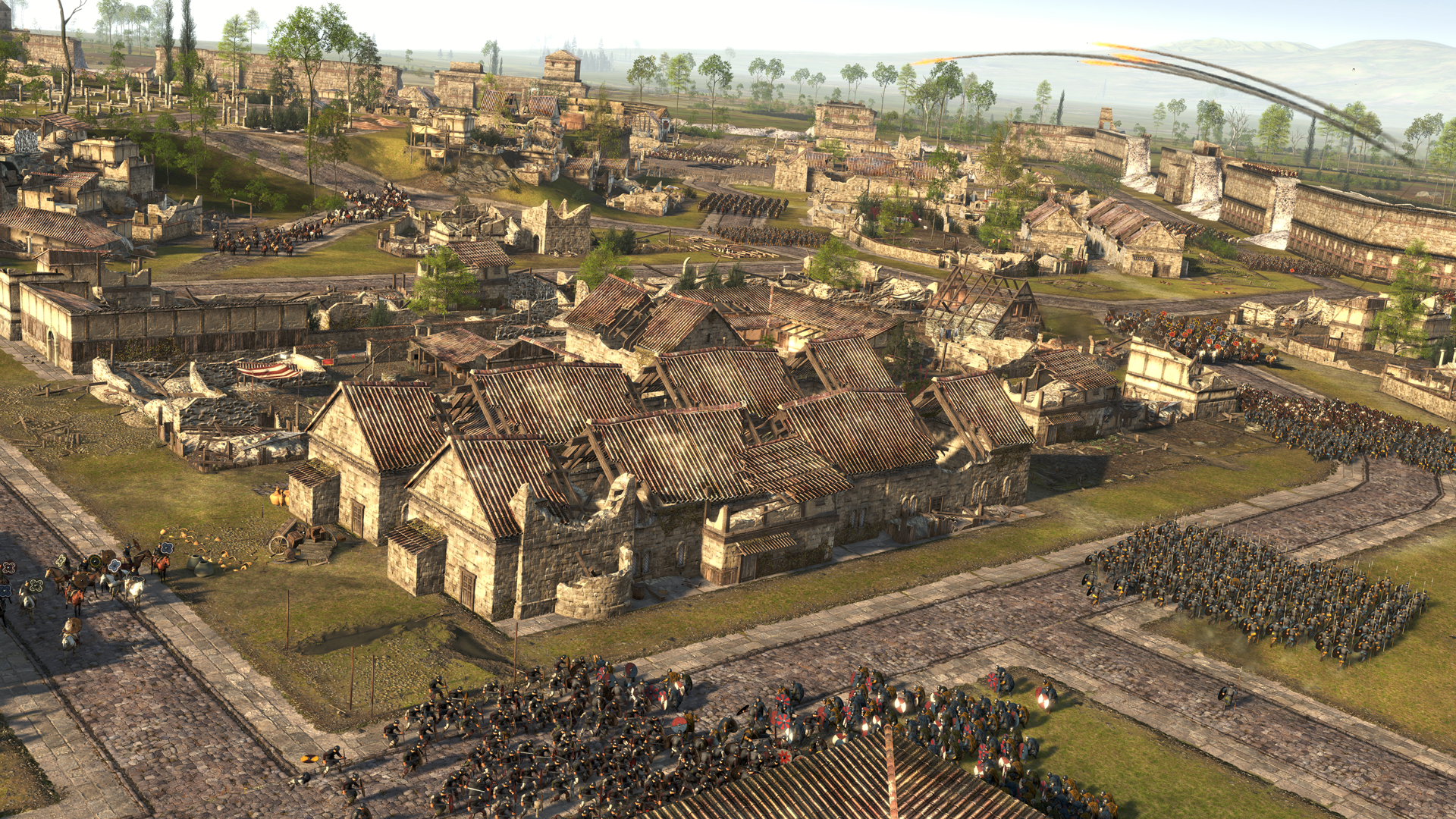 New Total War: Attila Limited Edition Now Available