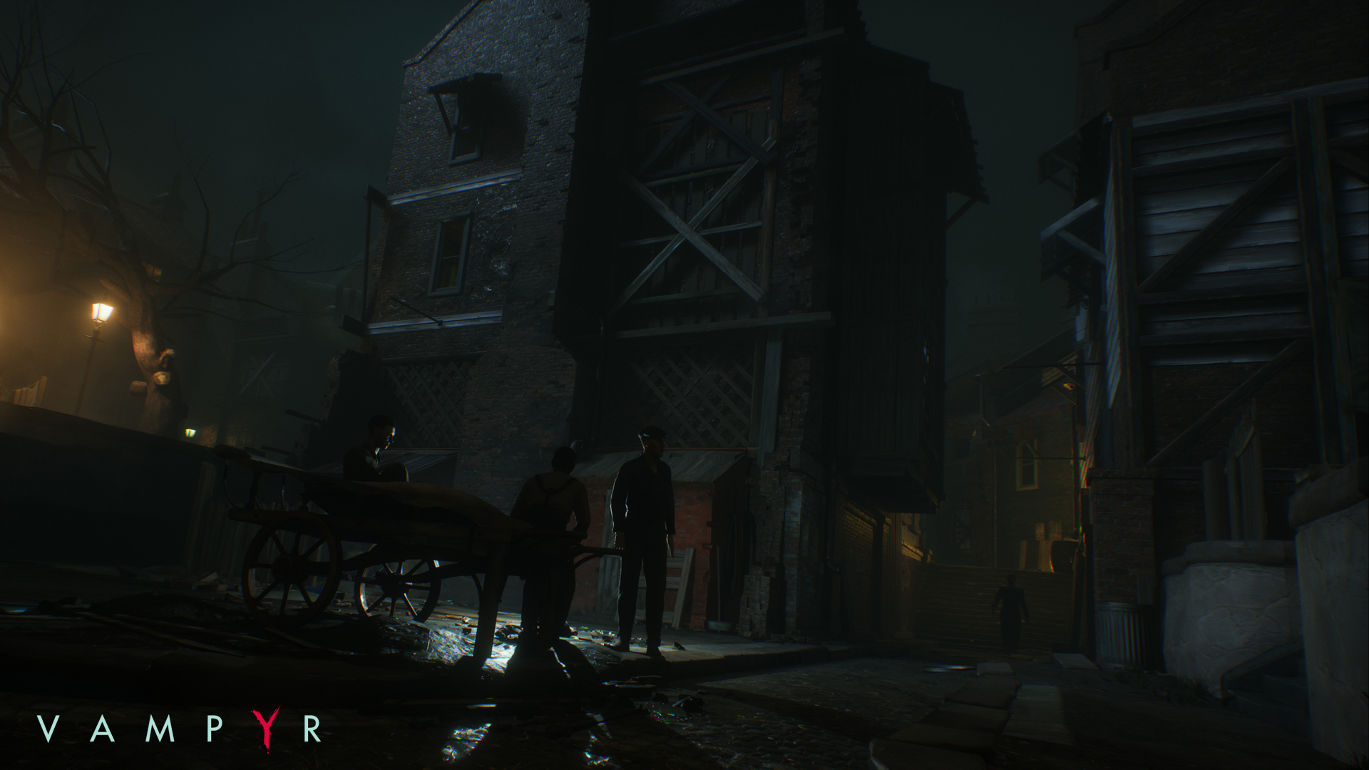 Check Out 15 Minutes Of Vampyr