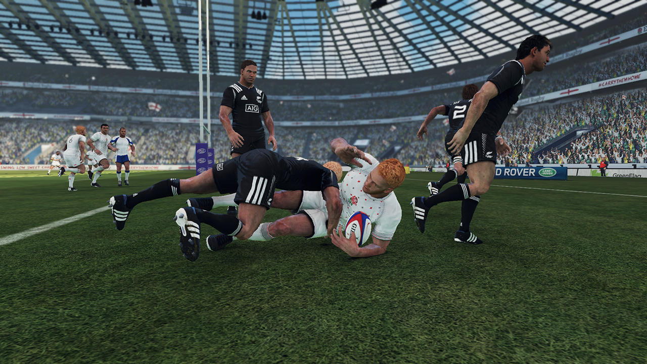 Rugby Challenge 3 Coming Next Month