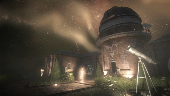 Everybody's Gone to the Rapture - Created with CRYENGINE