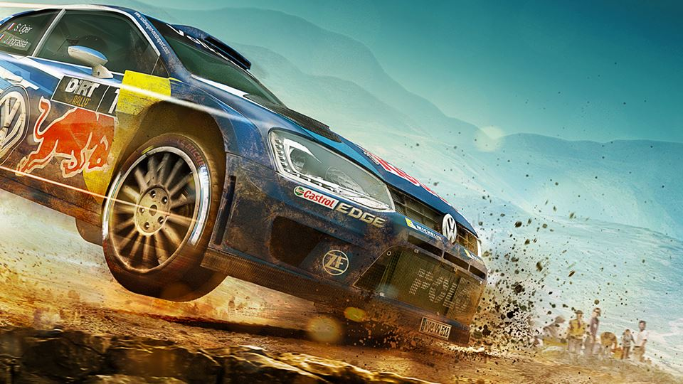 DiRT Rally Multiplayer Trailer Released