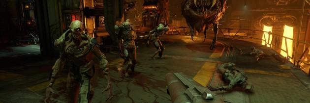 New Doom Multiplayer Trailer; Closed Beta Dates Announced