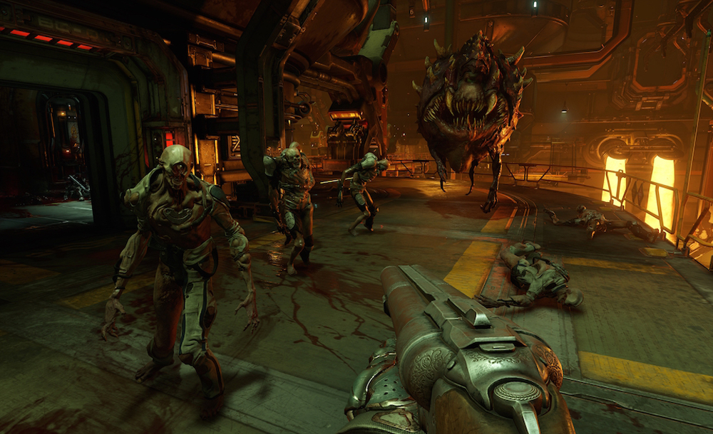 Doom Open Beta And Post-Launch DLC Detailed