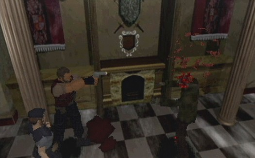 first-resident-evil-game