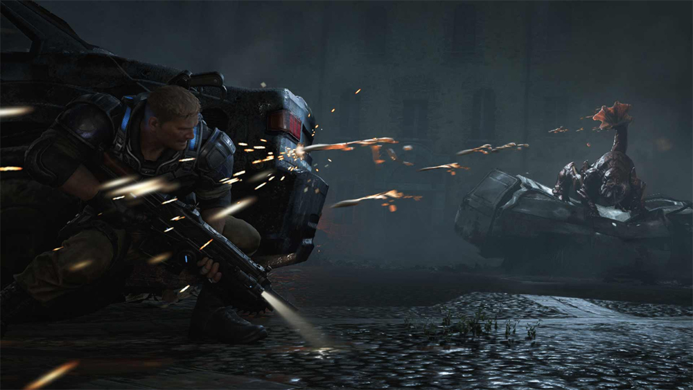 Rev Up Your Lancers, Gears Of War 4 Launches This October