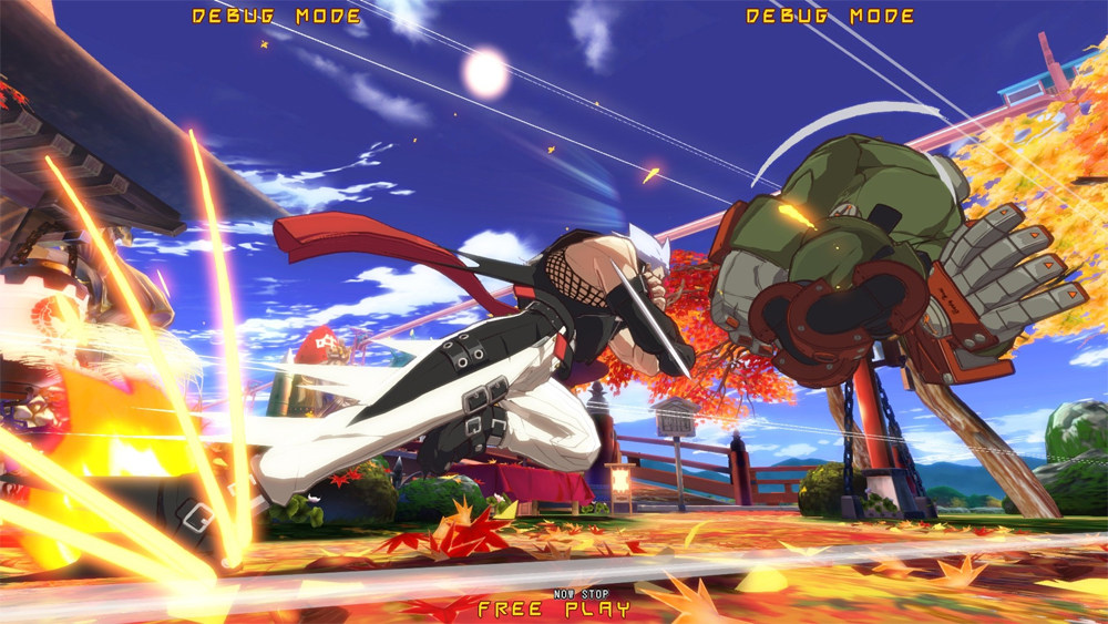 Check Out Guilty Gear Xrd: Revelator's Kum Haehyun In Action